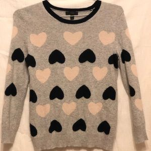 J. Crew Heartbreaker Sweater Size Small
